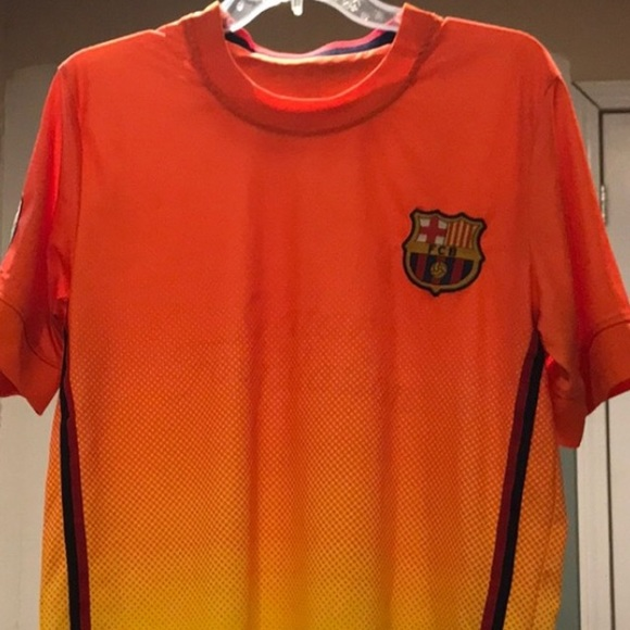 new style bf389 6e792 Barcelona 12/13 Soccer Jersey Third Kit